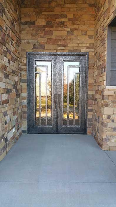 Midwest-Iron-Door-design