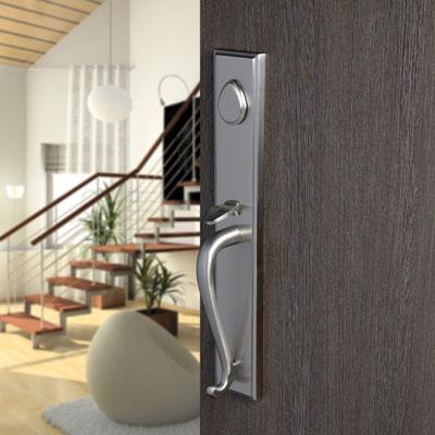 Ashley-Norton-door-handle-silver & Ashley-Norton-door-handle-silver | Windows and Doors Inc.