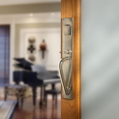 Ashley Norton exterior door handle