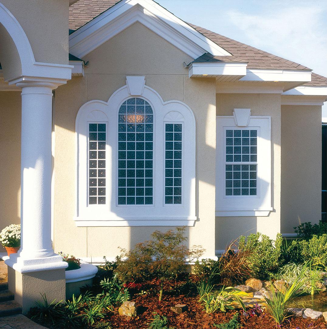 hy-lite exterior radius windows