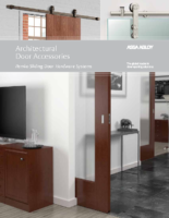 80085 ADA Pemko Sliding Door Hardware Systems Brochure