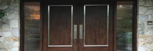 IWP Custom Wood Door