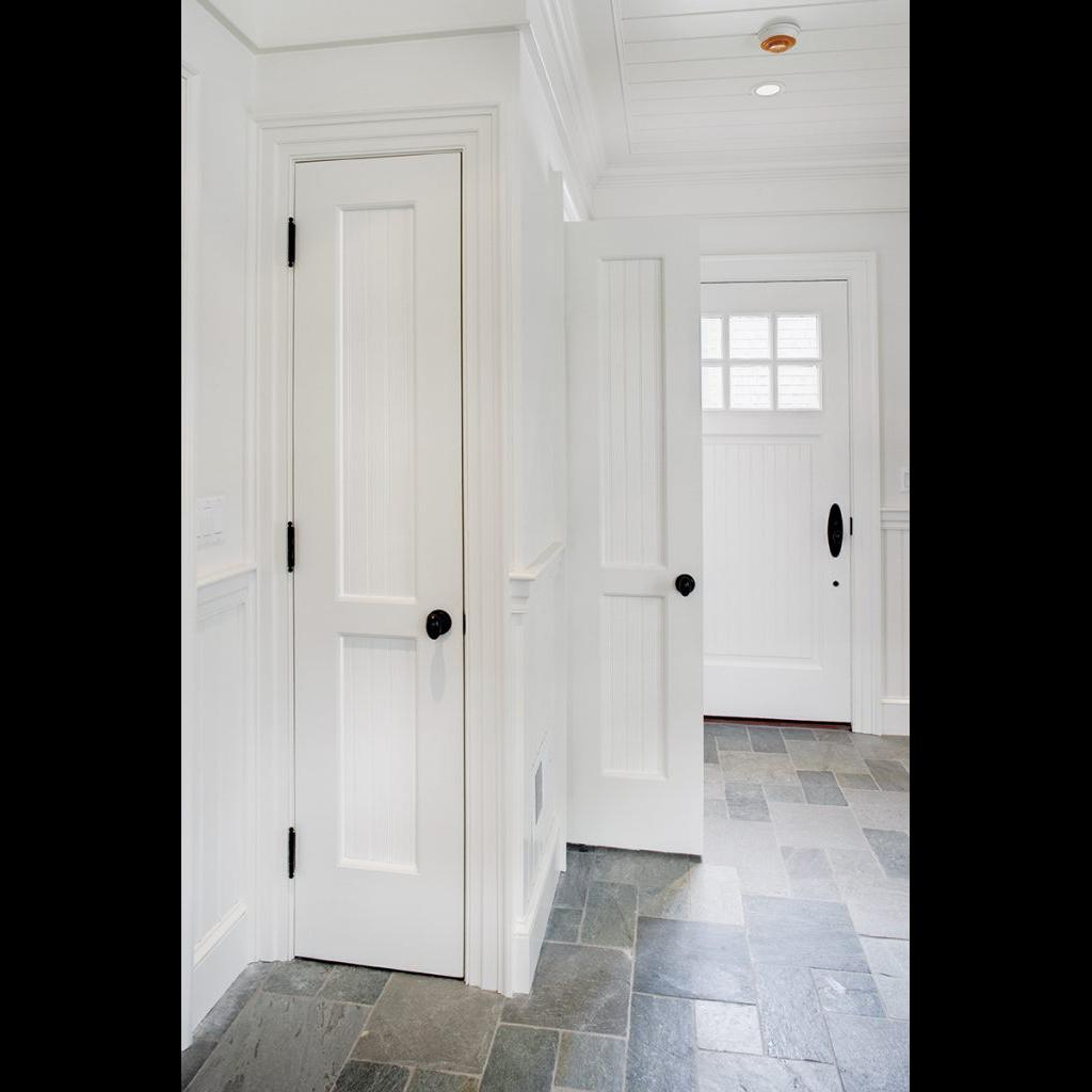 Ovation 2panel Shaker 1817 Windows And Doors Inc