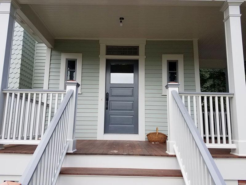 Simpson Entry Door-Montclair