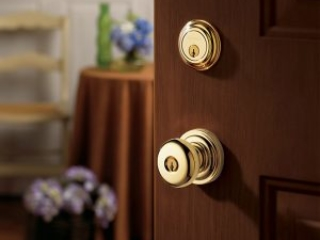 Baldwin door handle